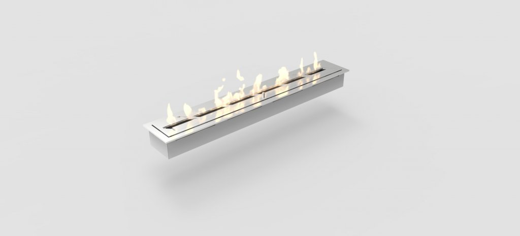 DECOFLAME PLATE